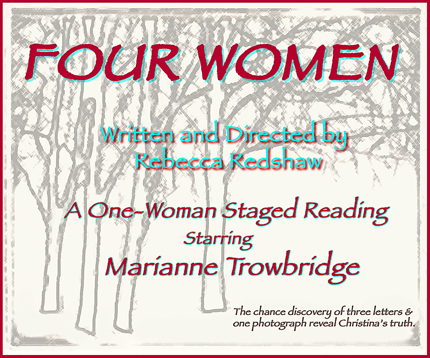 Four Women by Rebecca Redshaw