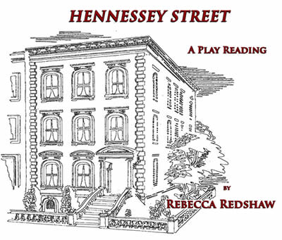 Hennessey Street by Rebecca Redshaw