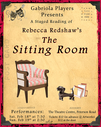 The Sitting Room by Rebecca Redshaw